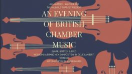 An Evening of Chamber Music